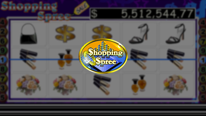 Play Shopping Spree Online Slot Game at Bovada Casino