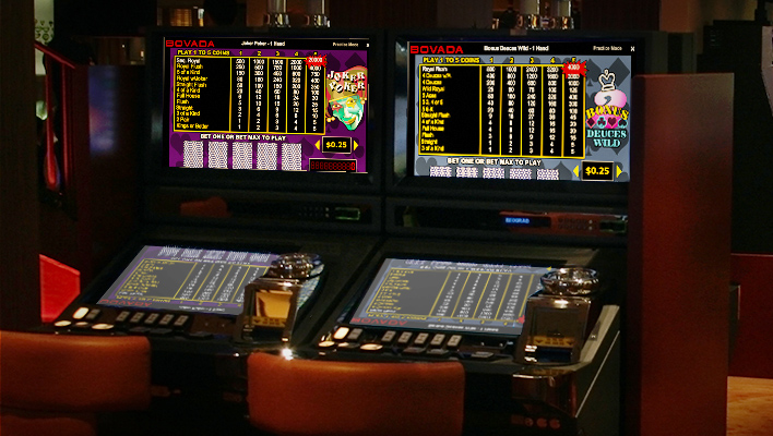 Play Real Series Video Poker Games at Bovada Casino
