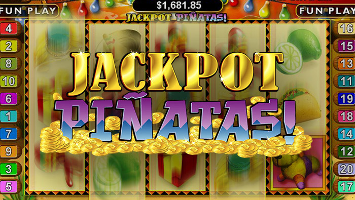Play Jackpot Pinatas Online Slot Game at Bovada Casino