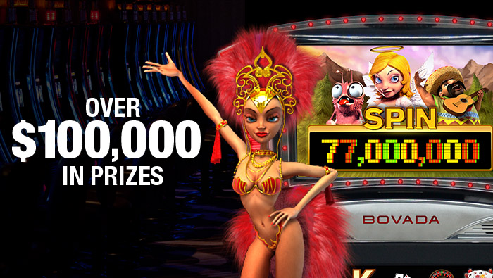 77 Million Slot Spins