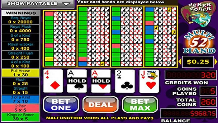Casino guide joker poker montana doj gambling control