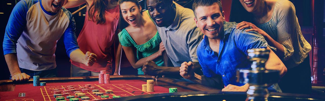 A Night Out Slots | $/£/€400 Welcome Bonus | Casino.com