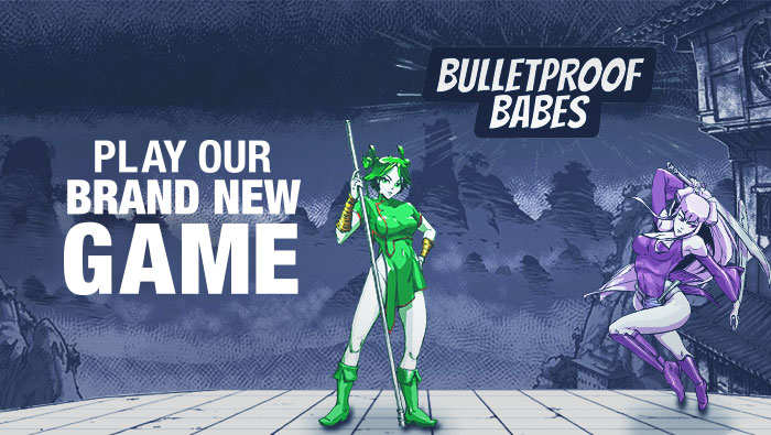 Play Bulletproof Babes at Bovada Casino