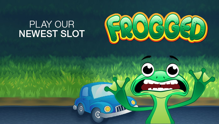 Play Frogged Online Slot Game at Bovada Casino