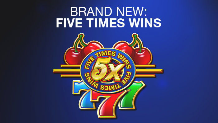 Play 5X Wins Online Slot Game at Bovada Casino