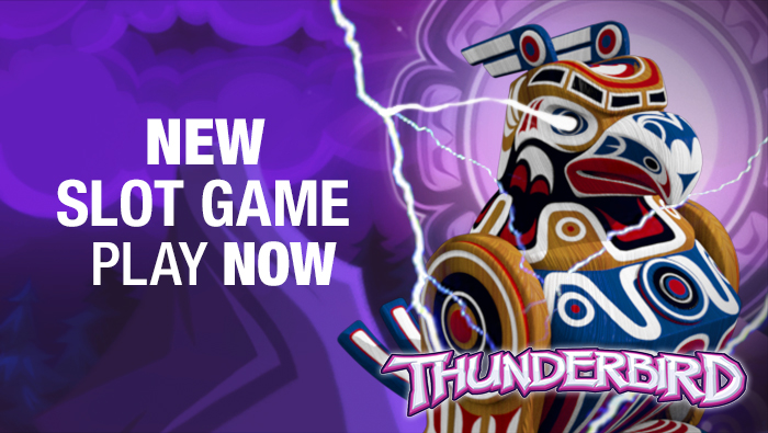 Powerful Thunderbird in Action at Bovada Casino