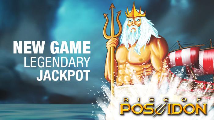 New Mythology-Inspired Slot Rise of Poseidon - Bovada Casino Blog