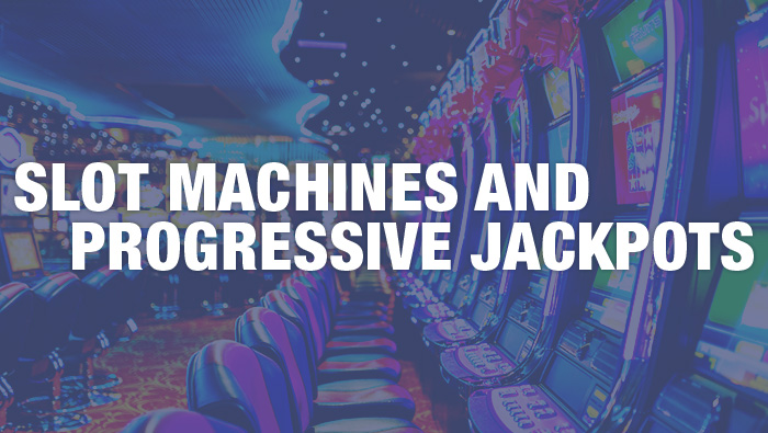 Slot Machines and Progressive Jackpots - Bovada Casino Blog