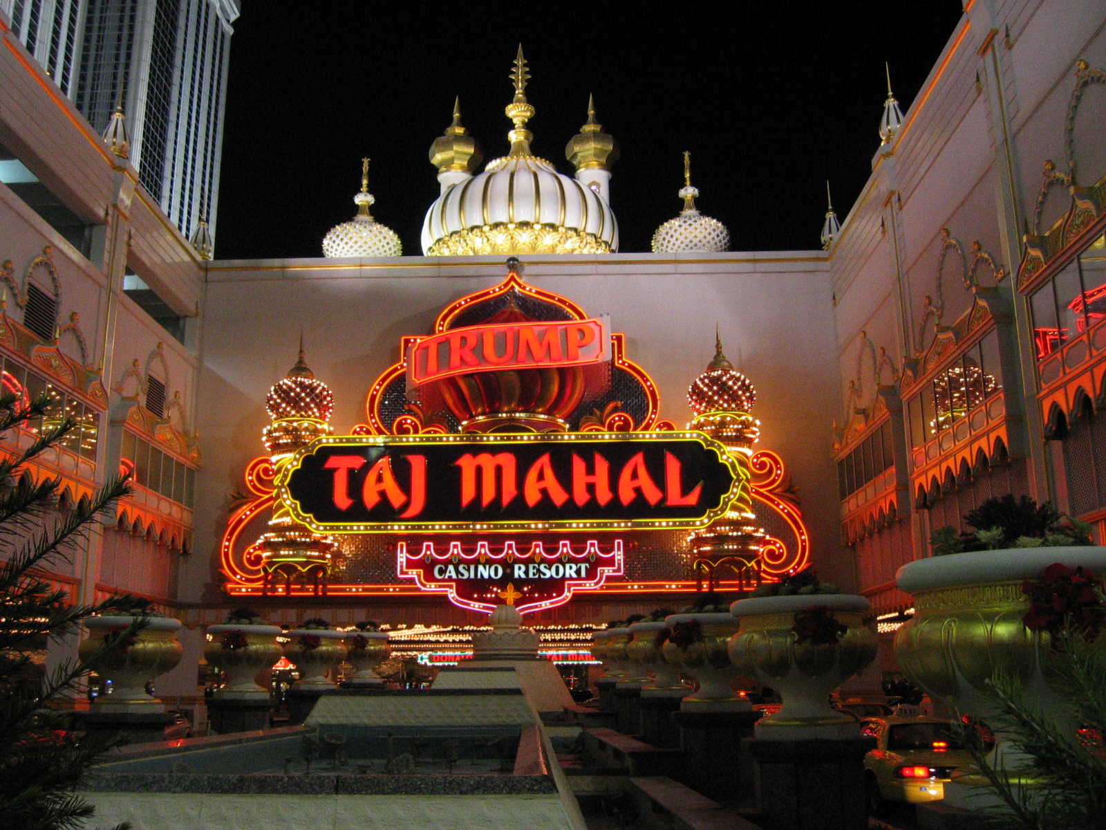 Taj Mahal Marks Fifth Casino Closure in AC - Bovada Casino Blog
