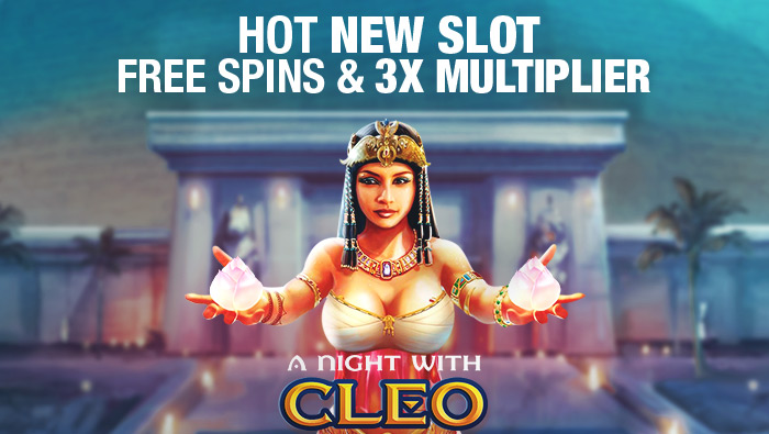 Enjoy A Night With Cleo at Bovada Casino - Bovada Casino Blog