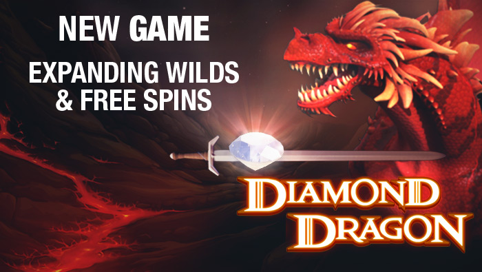New Fiery Online Slot, Diamond Dragon - Bovada Casino Blog