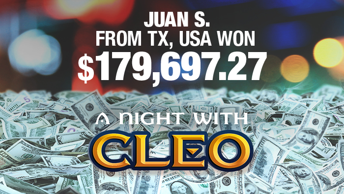 Play A Night with Cleo Online at Bovada Casino