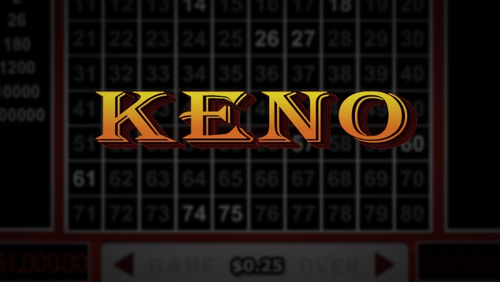 Play Keno Online and Other Casino Games at Bovada