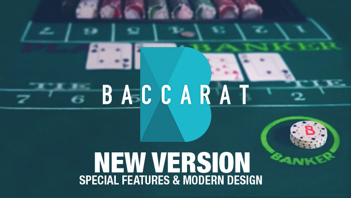 Play The New Online Baccarat at Bovada Casino