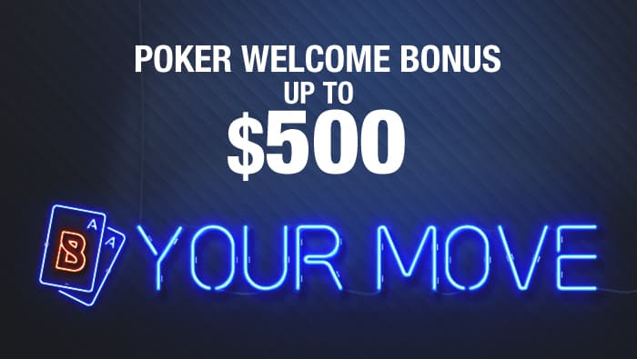 Play Poker Online For Real Money at Bovada Casino