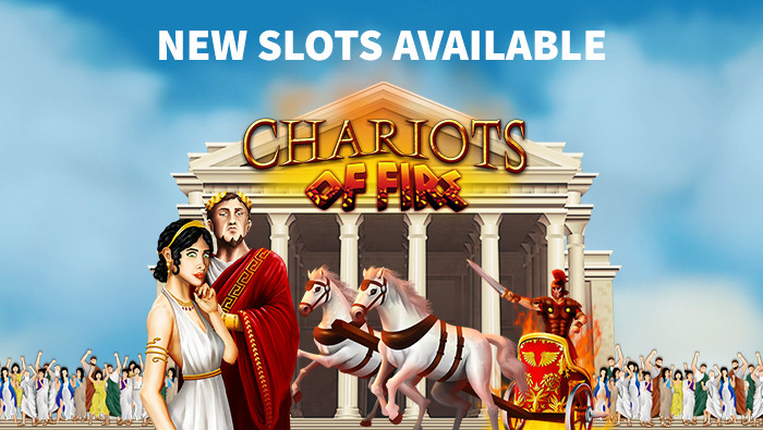 Play Chariots Of Fire and Dollars to Donuts Online at Bovada