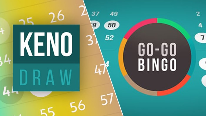Learn the difference between Keno and Bingo at Bovada