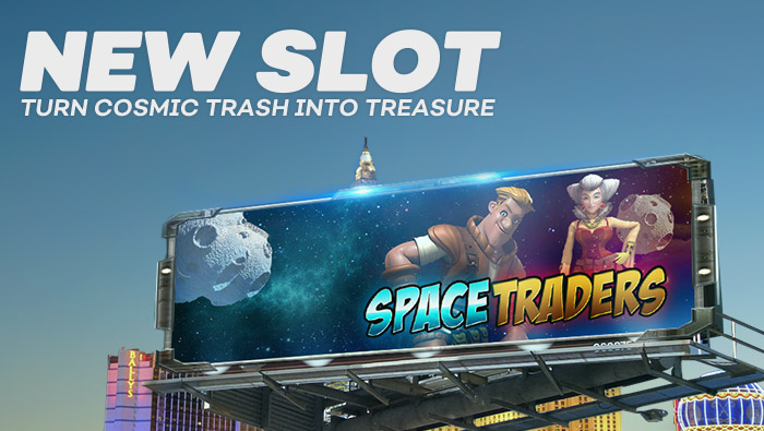 Try Space Traders Our New Online Slot Game at Bovada Casino